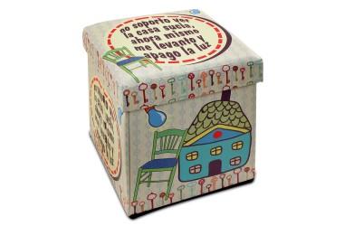 dětské úložné krabice a kufry