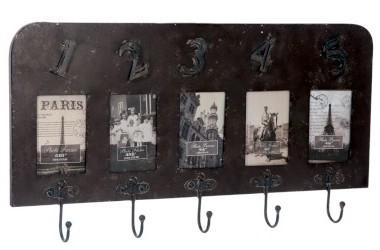 věšáky a háčky