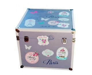 obrázek Dekorativní úložný kufr