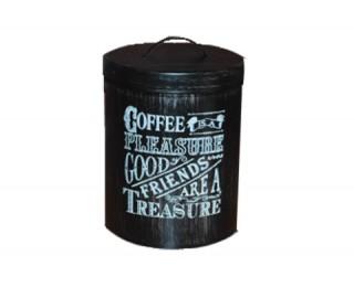 obrázek Plechová dóza Coffee
