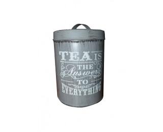 obrázek Plechová dóza Tea