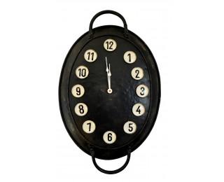 obrázek Nástěnné hodiny ve tvaru pekáče