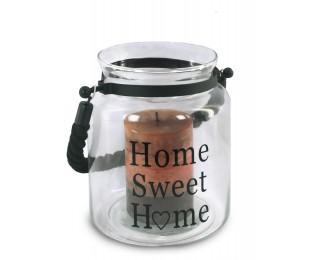 obrázek Svícen home sweet home