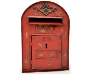 obrázek Věšák na klíče - poštovní schránka