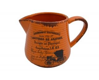 obrázek Keramický džbánek orange