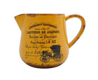 obrázek Keramický džbánek yellow