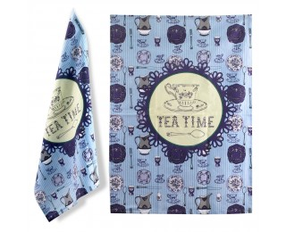 obrázek Kuchyňská utěrka tea time