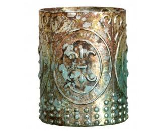 obrázek Svícen na čajovou svíčku antik