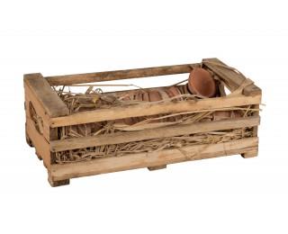 obrázek Dárková krabička s miskami na čajové svíčky