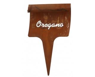 obrázek zápich na bylinky oregano