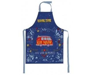 obrázek Kuchyňská zástěra hippie time