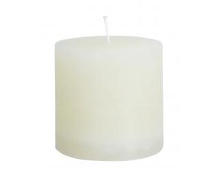 obrázek válcová svíčka 8 x 8 cm