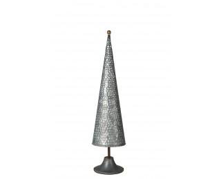 obrázek vánoční kovový stromeček 54 cm