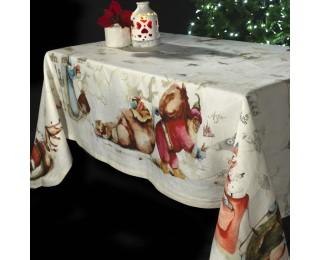 obrázek Vánoční ubrus Vánoce