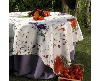 obrázek bavlněný ubrus čili papričky obdélník