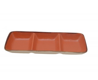 obrázek servírovací misky oranžové