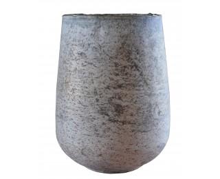 obrázek Skleněná váza antik velká
