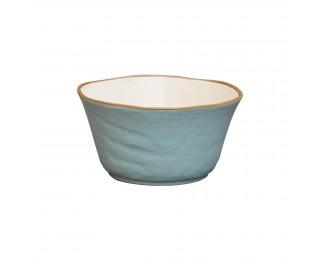 obrázek Velká tyrkysová miska na polévku