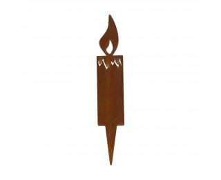 obrázek Zápich svíčka do truhlíku