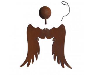 obrázek Kovové díly k výrobě anděla