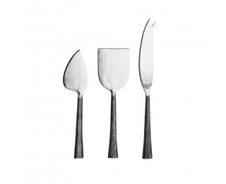 obrázek Sada nožů na sýry kovaná rukojeť