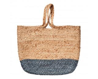 obrázek Přírodní jutová taška ručně tkaná